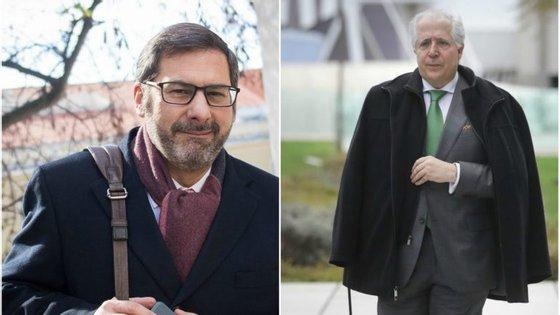 O advogado Paulo Sá e Cunha representou o magistrado Orlando Figueira até à fase de instrução do processo