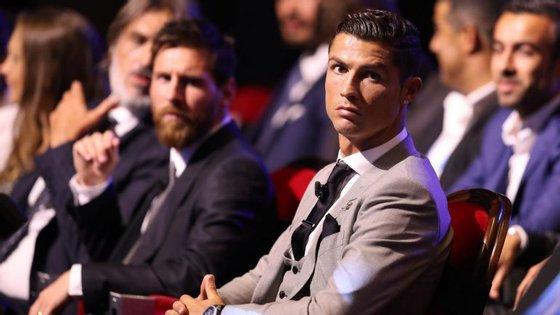 O jogador português está a ser investigado por uma alegada fraude fiscal de 14,7 milhões de euros