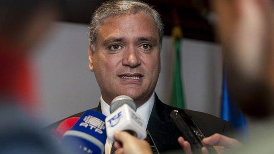 Vasco Cordeiro falava na Casa dos Açores de São Paulo, num encontro com a comunidade açoriana