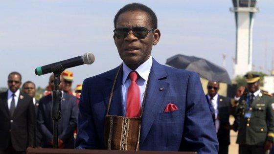 O presidente da Guiné Equatorial não diz, contudo, se o filho será o seu sucessor