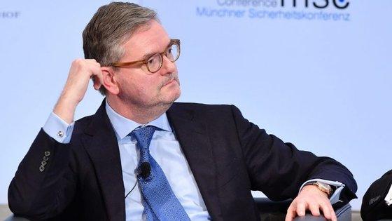 Julian King é o atual comissário europeu para a segurança. Devido ao resultado do Brexit, é possível que seja o último comissário britânico na Comissão Europeia