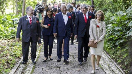 Costa anunciou a mudança temporária durante os festejos do 25 de abril