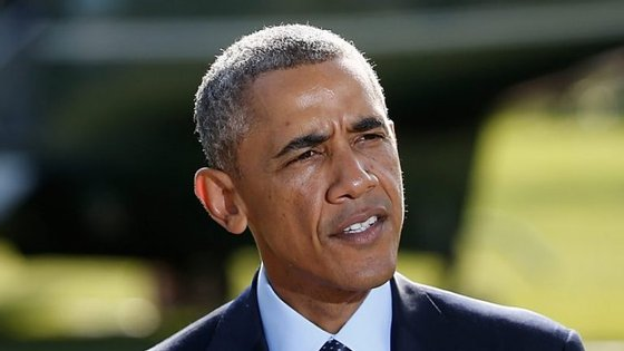 Barack Obama foi o 44º presidente dos Estados Unidos da América