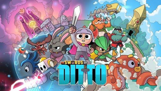 The Sword of Ditto é um simpático jogo de aventura indie com um visual que apela a toda a família.