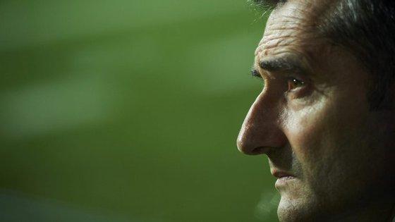 Ernesto Valverde jogou dois anos no Barcelona de Cruyff e voltou a Camp Nou como técnico 27 anos depois