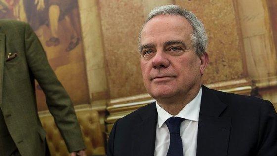 Ricciardi demitiu-se do Conselho Leonino no início de abril, em rota de colisão com Bruno de Carvalho