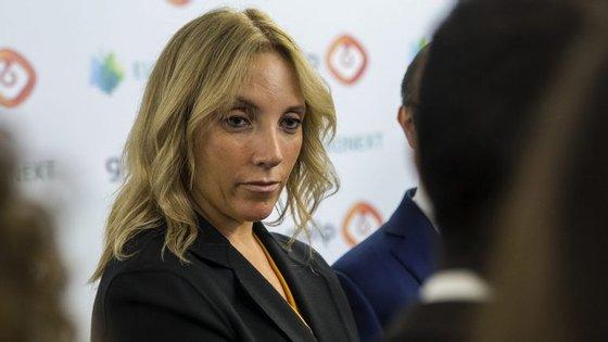 Paula Amorim é a presidente do Grupo Américo Amorim, um dos mais importantes da economia portuguesa, com uma fortuna calculada em cerca de 4 mil milhões de euros