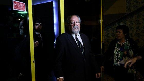 """Jaime Marta Soares, presidente da Mesa, divulgou esta sexta-feira o """"estado"""" de cada uma das candidaturas"""