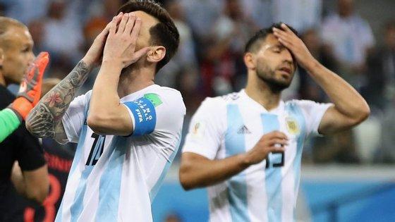 Nada parece correr bem à Argentina