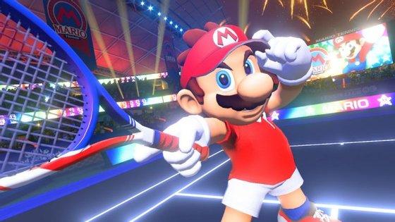 Mario Tennis Aces faz regressar a série ao melhor que os jogos de ténis podem oferecer.