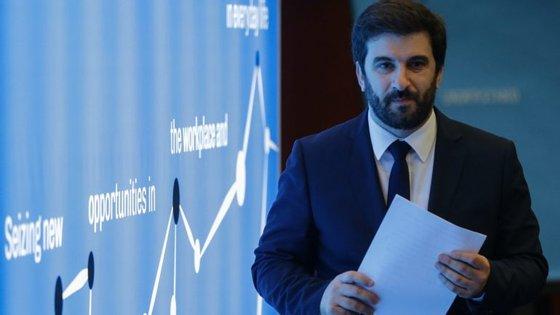 Ministro da Educação esteve na Skills Summit'18 que decorreu no Porto
