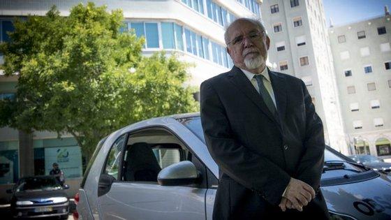 Vieira da Silva é o ministro responsável pela tutela do Trabalho