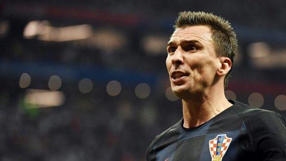 Mandzukic voltou a mostrar que é uma figura para aparecer nos grandes momentos e decidiu a meia-final do Mundial