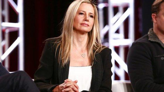 Mira Sorvino foi uma das atrizes que acusou Harvey Weinstein de assédio sexual.