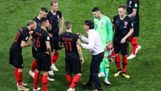 A final do Mundial2018 disputa-se no domingo, a partir das 18h00 (16h00 em Lisboa)