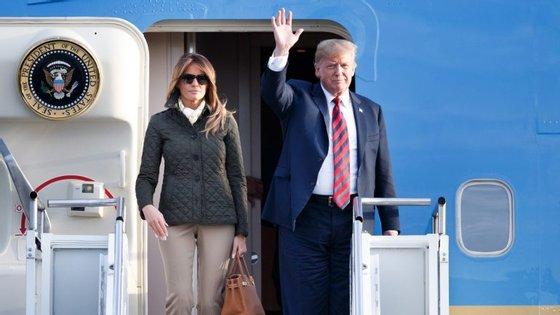 Trump vai passar o fim de semana na Escócia antes de seguir para Helsínquia, na Finlândia, para a cimeira com Putin