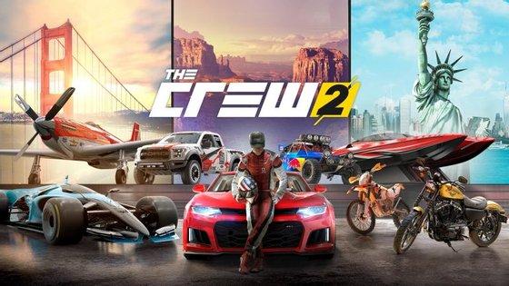 The Crew 2 decide ir mais longe nos jogos de condução, permitindo-nos saltar das estradas para os céus ou para a água
