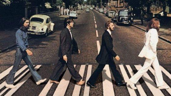"""O álbum """"Abbey Road"""" saiu em setembro de 1969"""