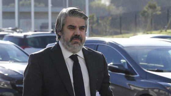 Paulo Gonçalves, antigo assessor jurídico do Benfica, é arguido na operação e-toupeira