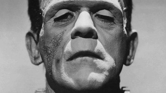 Frankenstein ficou para sempre associado ao ator Boris Karloff, que interpretou o monstro na adaptação cinematográfica de 1933