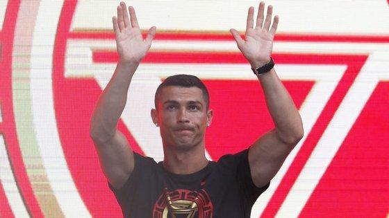 As dívidas de Cristiano Ronaldo remontam quase aos exercícios fiscais do período entre 2011 e 2014