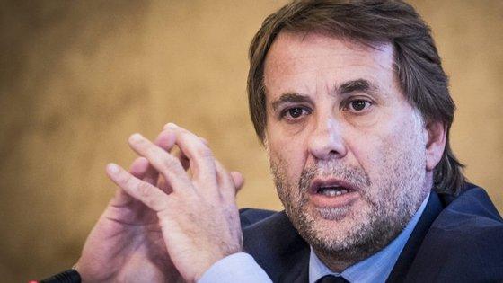 Luís Neves, diretor nacional da Polícia Judiciária, deu posse aos novos diretores adjuntos esta sexta-feira