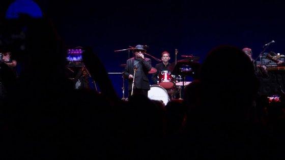 Veja aqui mais imagens do concerto