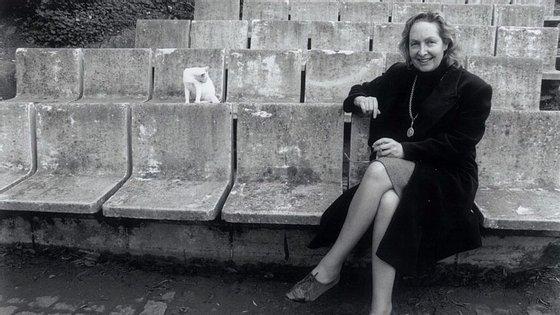 Yvette Kace Centeno, nasceu em Lisboa filha de uma judia polaca e de um português de Tavira