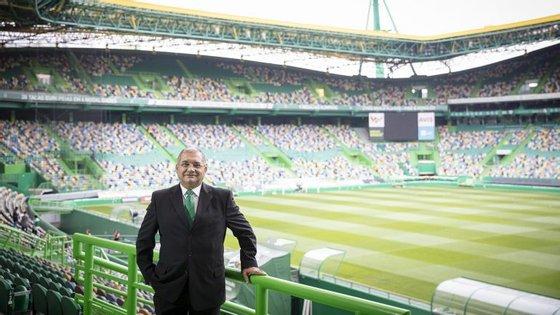 """Fernando Tavares Pereira quer ter mais vida em Alvalade através de famílias e Núcleos, """"a vida e alma do clube"""""""