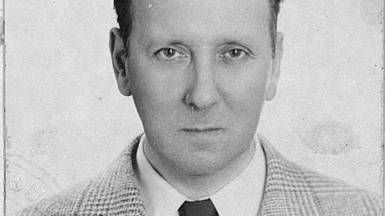 António Botto no final dos anos 40, quando decidiu emigrar para o Brasil