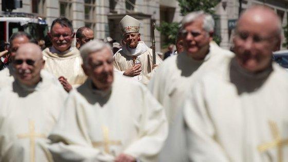 Padres da diocese de Washington