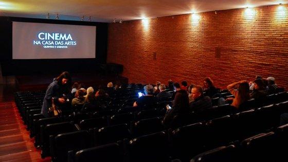 O Cineclube do Porto programa duas vezes por semana na Casa das Artes.
