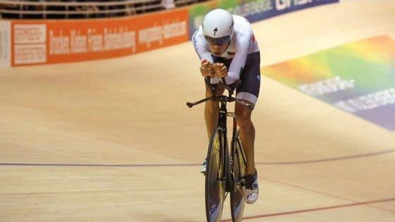 Ivo Oliveira somou a terceira medalha de prata consecutiva entre Europeus e Mundiais desde outubro de 2017