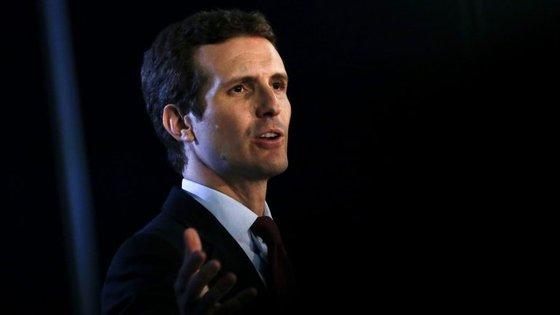 Pablo Casado, o novo líder do Partido Popular espanhol