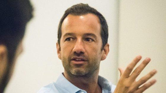 Frederico Varandas já escolheu o diretor da Unidade de Performance caso seja eleito: João Pedro Araújo