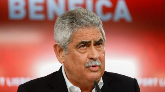 Luís Filipe Vieira diz que Benfica não quer vender nenhum jogador e espera contar com Jonas para a nova temporada