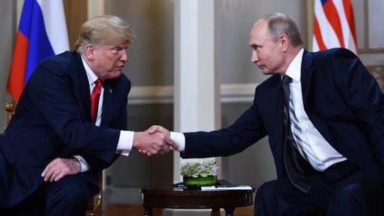 Os dois líderes encontraram-se a 16 de julho, sem que daquela cimeira tivesse resultado um acordo com metas e compromissos específicos