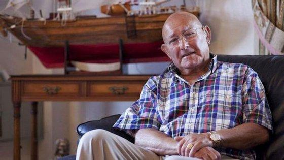 Manuel Charlín Gama tem 85 anos e esteve duas décadas na prisão