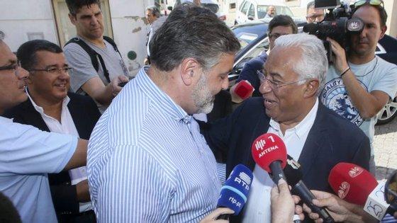 """Rui André, presidente da Câmara Municipal de Monchique, pediu também """"um quadro de desburocratização"""" na implementação de medidas"""