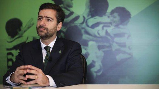 Pedro Madeira Rodrigues foi esta manhã a Alvalade e deverá ser confirmado em breve como candidato às eleições do Sporting