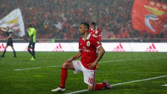 Jonas prepara-se para fazer a quinta temporada na Luz. Conseguirá ainda bater mais recordes na história do Benfica?