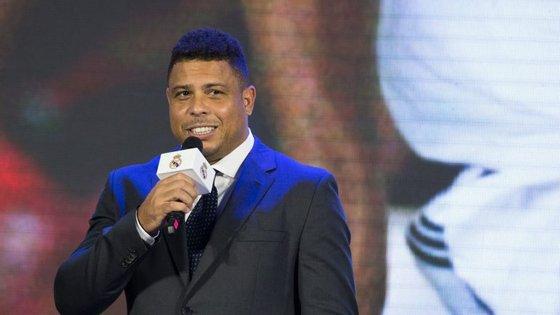 Ronaldo foi considerado o melhor jogador do mundo em 1996, 1997 e 2002
