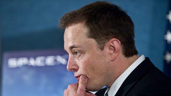 Elon Musk, fundador da Tesla, da SpaceX e da Neurolink