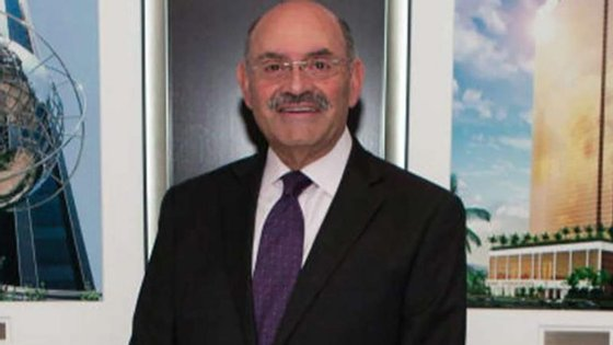 Allen Weisselberg é o diretor financeiro da The Trump Organization desde 2000