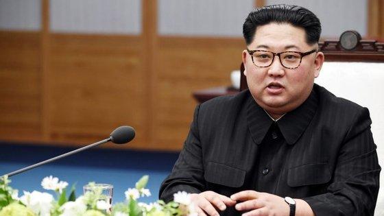 Kim Jong-un tem-se esforçado para ganhar a reputação de reformador económico