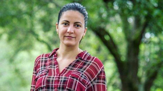 Rosa María Payá é uma das candidatas ao prémio Vaclav Havel 2018, juntamente com Nabeel Rajab e Oyub Titiev. (imagem retirada do Instagram)