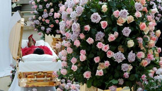 Aretha Franklin morreu aos 76 anos, com cancro no pâncreas