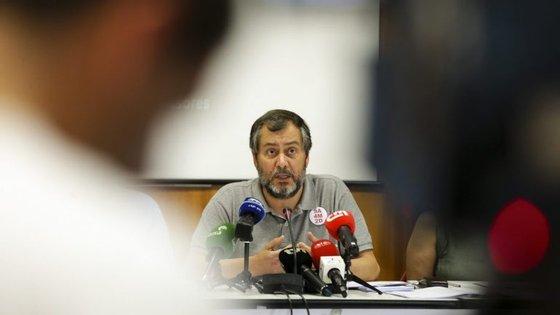 Mário Nogueira diz que a reunião de 7 de setembro com o governo é definitiva para travar os protestos