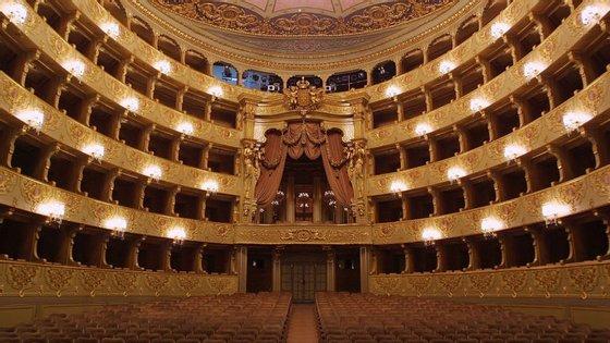 As semifinais decorreram na quinta-feira à noite no Teatro Nacional de São Carlos, em Lisboa, palco desta edição da Operalia