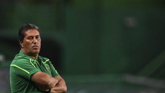 José Peseiro quer esquecer desaire de 2005 e liderar o Sporting a nova final europeia